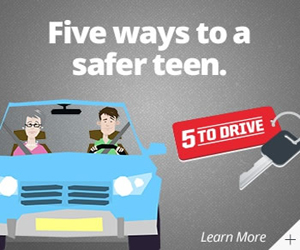 Teen Safe Driving Information