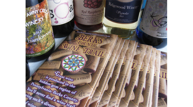 New tool for touring wineries during Chocolate & Wine Pairing Weekend