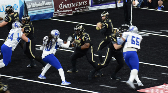 STEELHAWKS PULL OFF 60-54 WIN IN THE FINAL MINUTE OF THE GAME – by Diane Fleischman