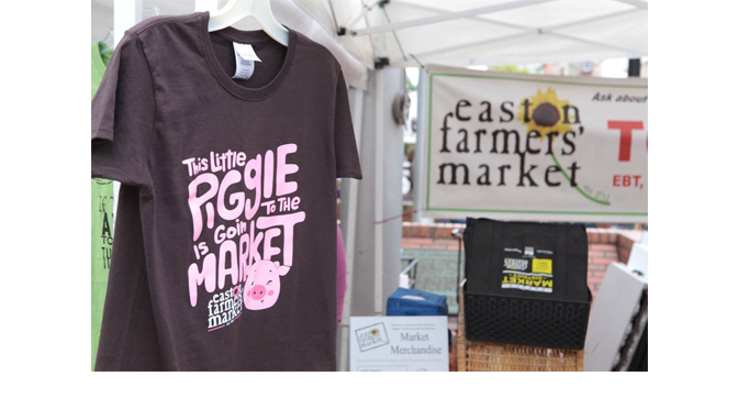 Opening Day of the 265th Market Season at the Easton Farmers' Market  – Photos By Michael Hujsa