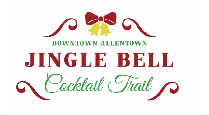 Downtown Allentown Hosts Second Annual Jingle Bell Cocktail Trail on Small Business Saturday