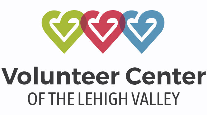 November 24, 2019 | Youth & Adult Volunteer Opportunities from the Volunteer Center of the Lehigh Valley