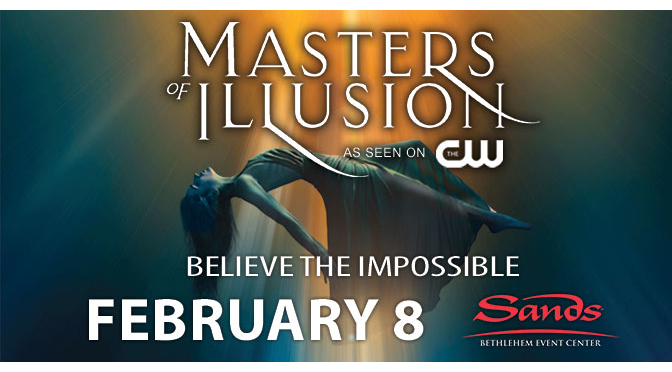 Masters of Illusion Ticket Giveaway!!!