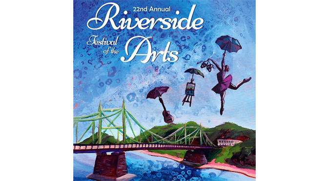 Riverside Festival of the Arts –  Local Listing