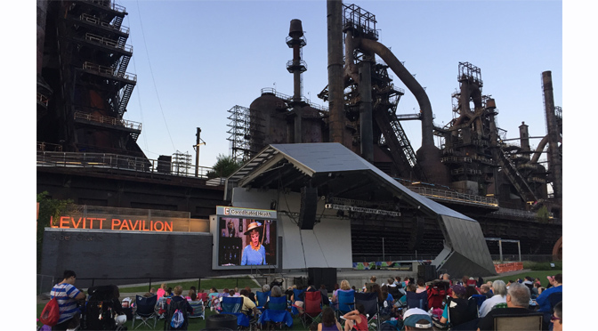 Levitt Pavilion SteelStacks' Free Family Movie Series Features 'Coco,' 'Minions,' 'Cars' & More
