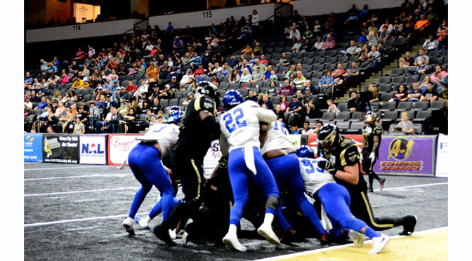 Lehigh Valley Steelhawks Recap & Photos: May 20th 2018