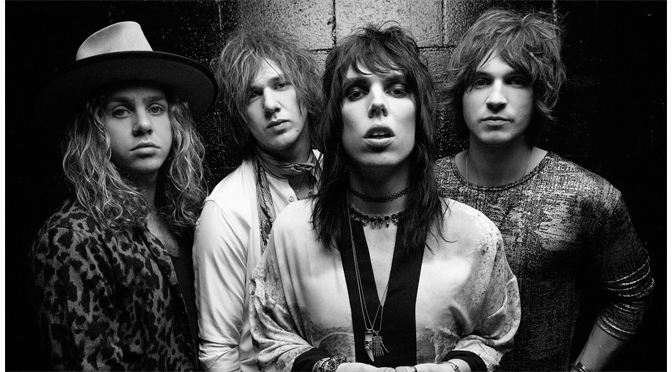 British Glam-Rockers The Struts Coming to Musikfest Café July 10