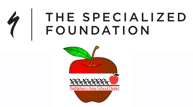 Nitschmann Middle School Selected for The Specialized Foundation School Bike Program Grant