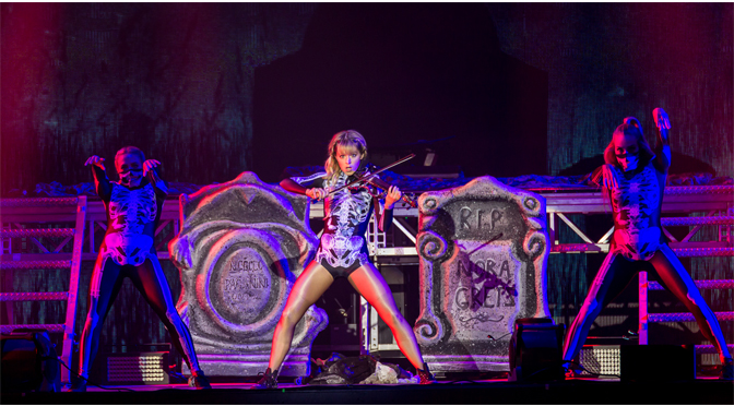 LINDSEY STIRLING WITH SPECIAL GUEST THE FEDERAL EMPIRE  – Photos by: John DelGrosso