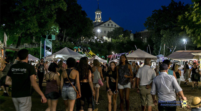 Almost One Million People Visit Bethlehem and Lehigh Valley for Musikfest