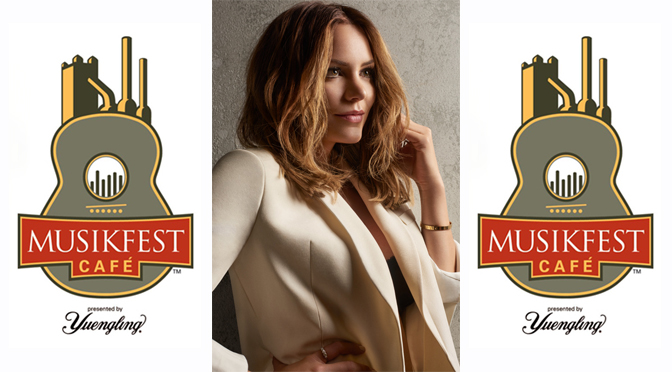 Katharine McPhee and Eagles Tribute Band Coming to SteelStacks