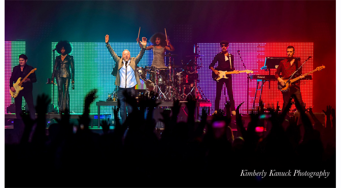 SIMPLE MINDS KICKED OFF THIER NORTH AMERICAN TOUR IN STYLE AT THE SANDS EVENT CENTER IN BETHLEHEM