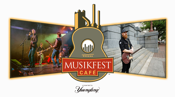 The Verve Pipe and Marc Broussard Coming to Musikfest Café