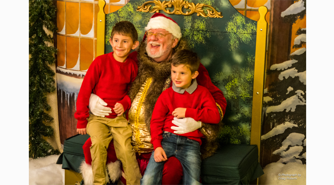 Breakfast with St. Nicholas Highlights Holiday Season Events at SteelStacks