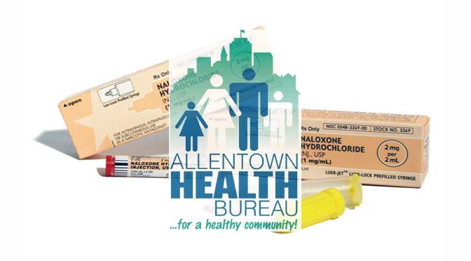 ALLENTOWN HEALTH BUREAU PARTICIPATING IN GET HELP NOW WEEK