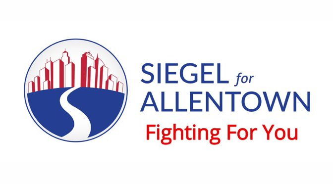 Joshua Siegel Runs for Allentown City Council on All-American City Vision: Siegel Presents Bold and Progressive Path for Allentown
