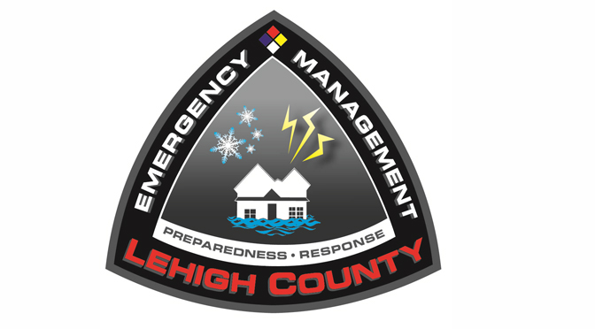 LEHIGH COUNTY URGES RESIDENTS TO PREPARE FOR EXTREME WEATHER