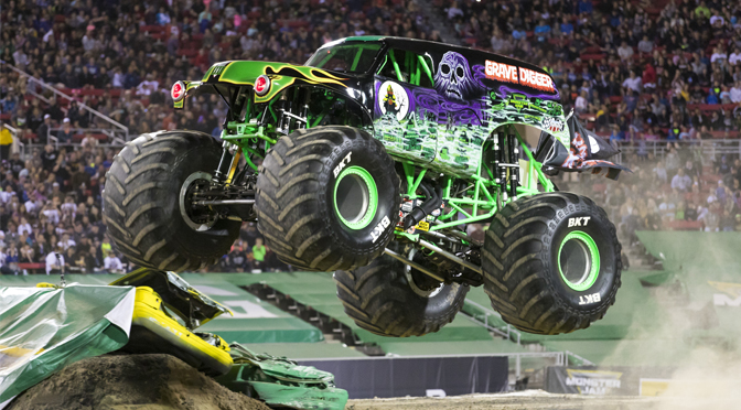 Monster Jam® Returns to Allentown for an Action-Packed Weekend of Family Fun on August 27 – 29
