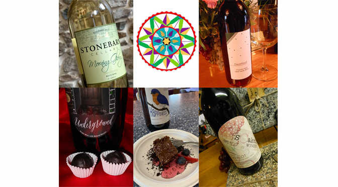 Love the Wine You're With!  –  Berks County Wine Trail Chocolate & Wine Pairing Event