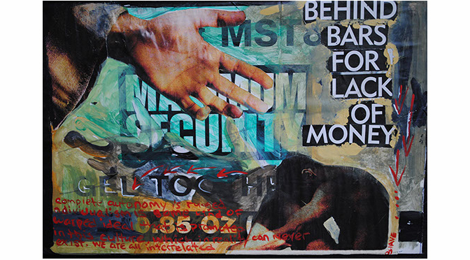 Prisoners' Works Focus of 'Art for Social Justice' Exhibit Coming to Banana Factory