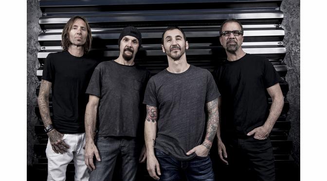 Rock Icons Godsmack Headlining Musikfest Aug. 9