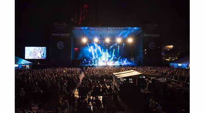 Musikfest Announces Lineup for 36th Edition of Festival Aug. 2-11