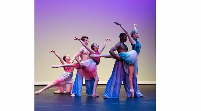 TEEN CHOREOGRAPHERS SHINE IN ANNUAL DANCE CONCERT