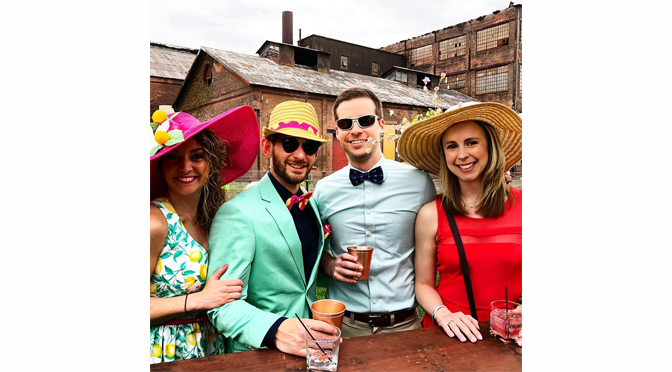 2nd Annual SteelStacks Derby Viewing Party May 4 at Levitt Pavilion