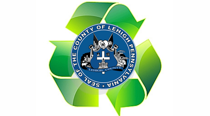Lehigh County is Your Resource for Recycling Needs This Spring Cleaning
