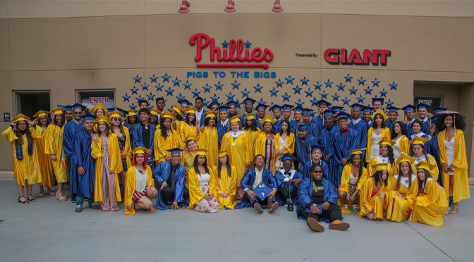 Executive Education Academy Charter School in Allentown Celebrates First Graduating Class