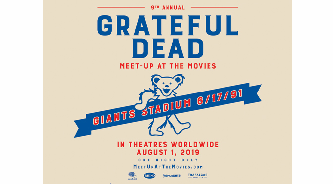 ArtsQuest Adds Screening of Iconic Grateful Dead Concert to Musikfest Preview Night Aug. 1 at SteelStacks