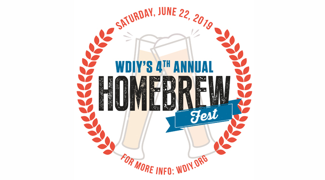 Over 30 Homebrewed Beers Are On Tap for WDIY's 4th Annual Homebrew Fest