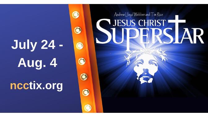 Jesus Christ Superstar – NCC Summer Theatre