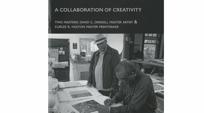 Renowned African-American Artists Collaborate on Career Spanning Exhibit
