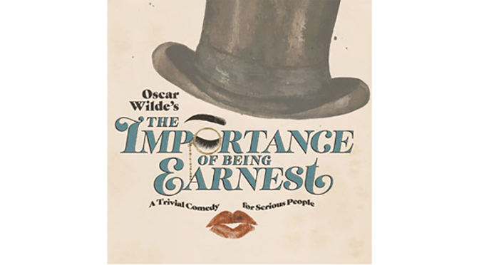 An 'Earnest' Approach  to a Comedic Classic