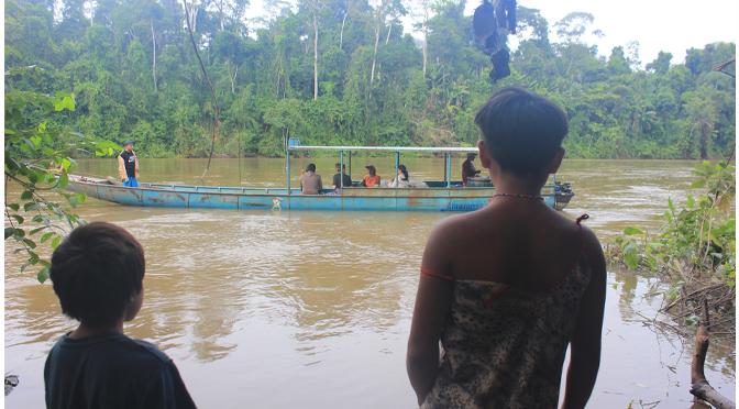 Benefit Dinner Will Spotlight Amazonian Biologist David Good and Anthropologist Hortensia Caballero