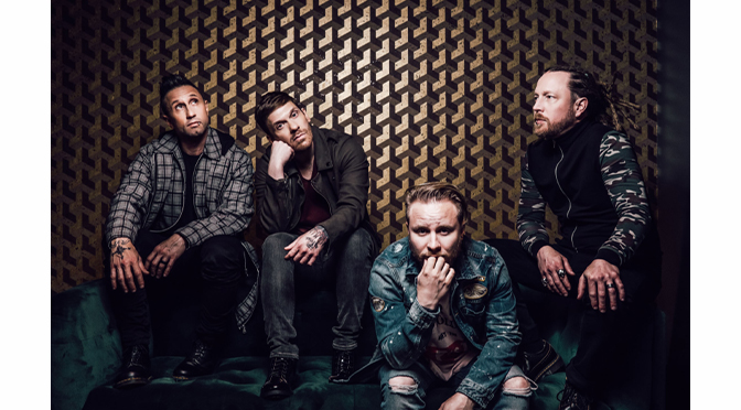 CHART-TOPPPING ROCKERS SHINEDOWN COMING TO MUSIKFEST AUG. 4