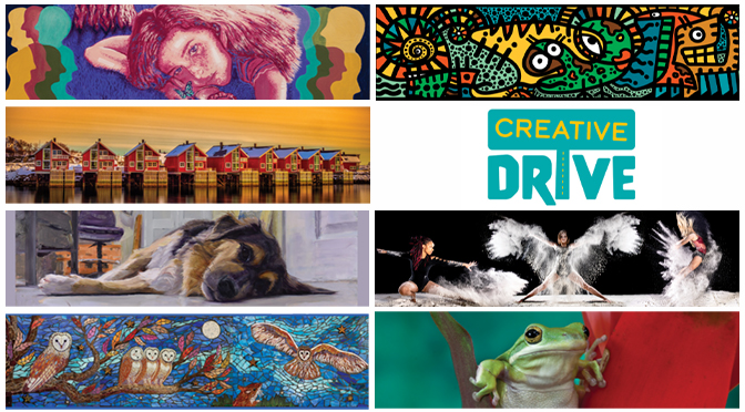 The 2020 Creative Drive Billboard Competition Winners Announced