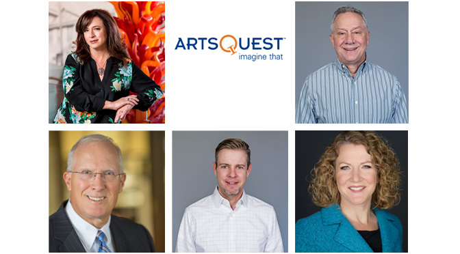 ArtsQuest Announces Board of Trustees Officers for 2020