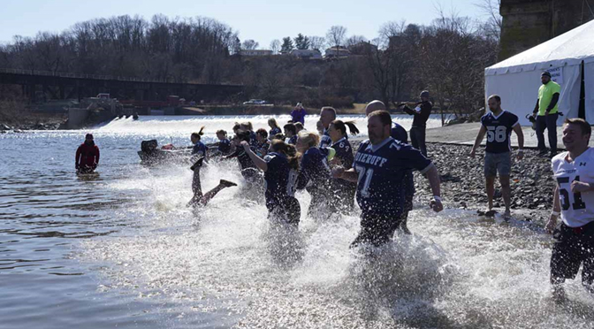 The 2020 Lehigh Valley Polar Plunge – Photos by: Michael Hujsa