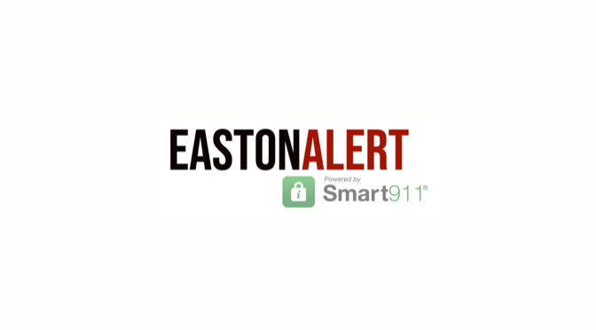 City of Easton introduces new EastonAlert message notification system to help public stay informed