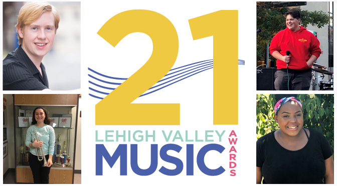 LEHIGH VALLEY MUSIC AWARDS ANNOUNCE 2020 SCHOLARSHIP RECIPIENTS