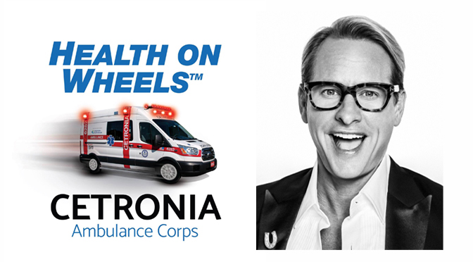 """Cetronia Ambulance Corps to celebrate 65th Anniversary at its Annual """"Health On Wheels™"""" Gala"""