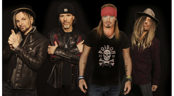 Multi-platinum Rock Band Poison Headlines Musikfest Aug. 7