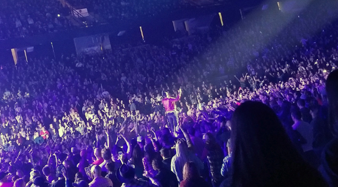 Kane Brown sang to a SOLD OUT Show at PPL Center last night! – Review by Joe Scrizzi