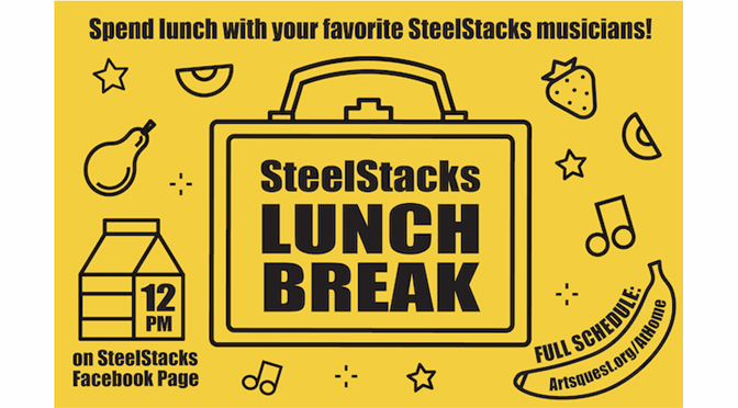 Region's Performers Come Together to Help ArtsQuest Launch 'SteelStacks' Lunch Break Noontime Concert Series