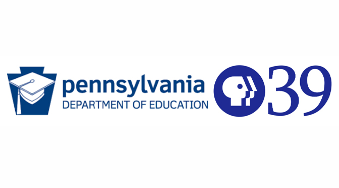 PBS39 Joins Pennsylvania Department of Education in Statewide Initiative