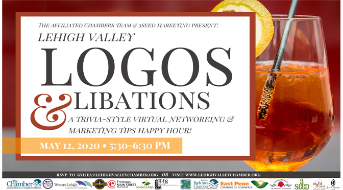 LET'S… PLAY… Lehigh Valley Logos & Libations!