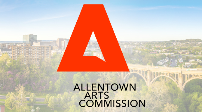 THE ALLENTOWN ARTS COMMISSION IS BRINGING  MORE POWER TO THE ARTS IN 2020