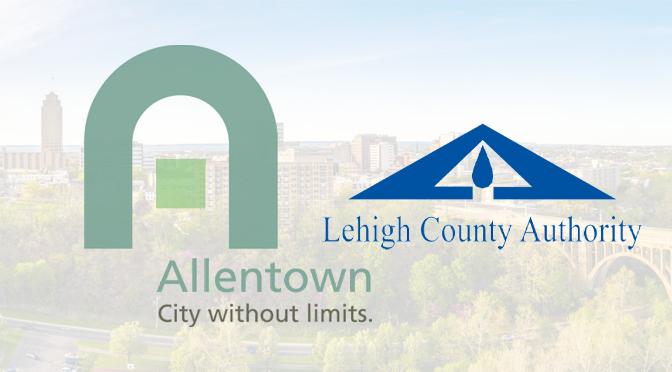 THE CITY OF ALLENTOWN & LCA REACH TENTATIVE SETTLEMENT